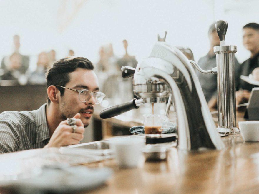 kawa dla firmy